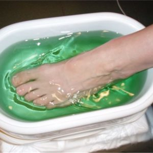 Парафинотерапия (спа ног)