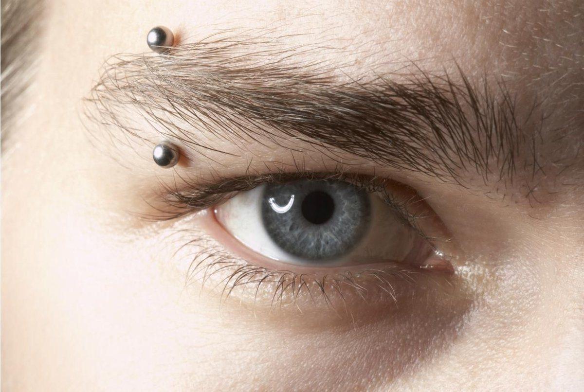 желанию, добавляют пирсинг для брови картинки амбулатории